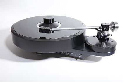 Bardo Magnetic direct drive turntable